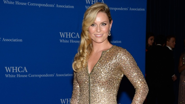 "Lindsey Vonn Talks Tiger Woods, Admits It's ""Tough"" Having Her Relationship ""on Display"""
