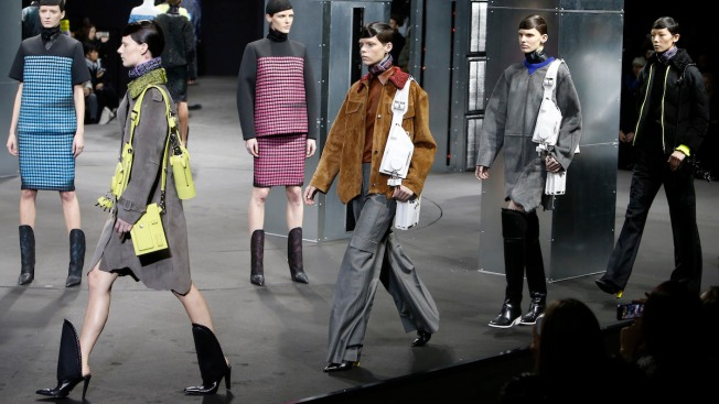 Fashion Week: Wang, DKNY, Beckham, Bono and Reese