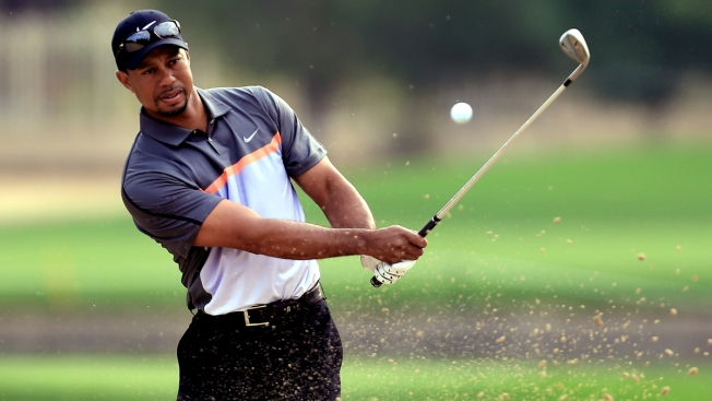 Tiger Woods Withdraws From the U.S. Open