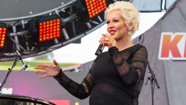 Christina Aguilera Reveals Her Baby Girl's Name