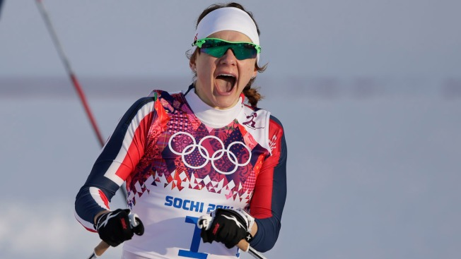 Falla of Norway Wins Women's Cross-Country Sprint