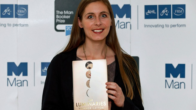 "Eleanor Catton Wins Booker Prize for Fiction with ""The Luminaries"""