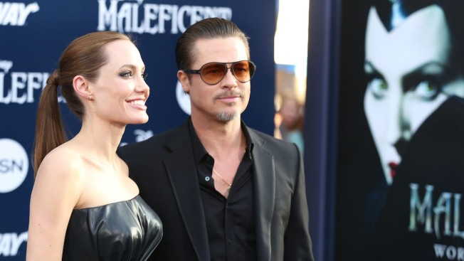 "Brad Pitt Attacked at ""Maleficent"" Hollywood Premiere"