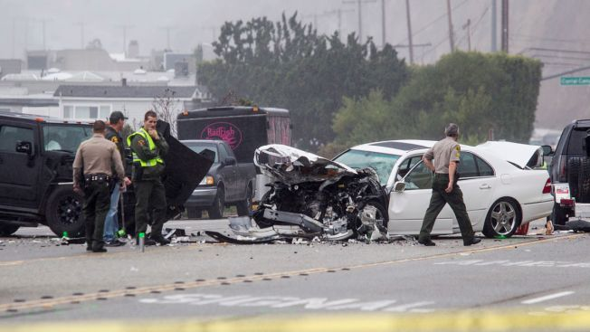 Caitlyn Jenner Sued by Family Injured in Traffic Crash