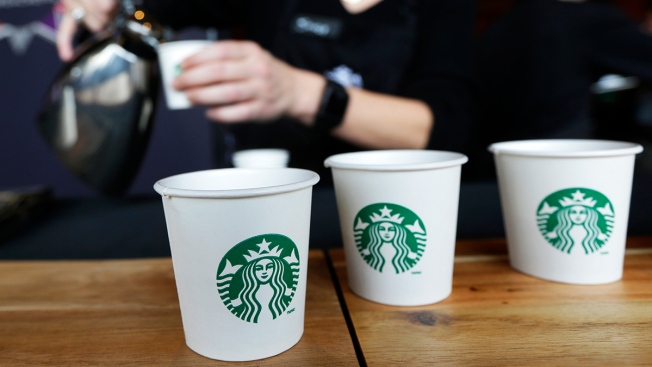 Some Starbucks Offer Free Drinks During Register Outage