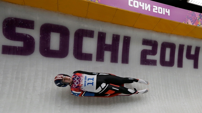 Team USA's Erin Hamlin Vies for Medal in German-Dominated Olympic Luge