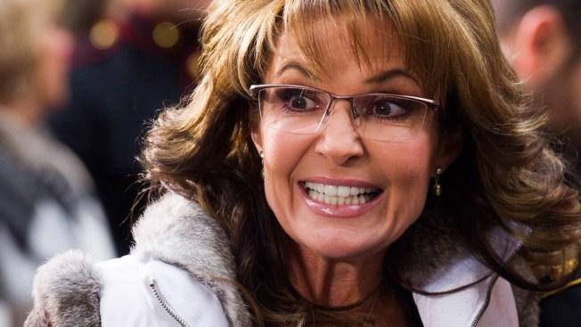 Sarah Palin Cited for Speeding in Alaska