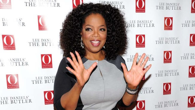 Oprah Puts Chicago Home Up For Sale