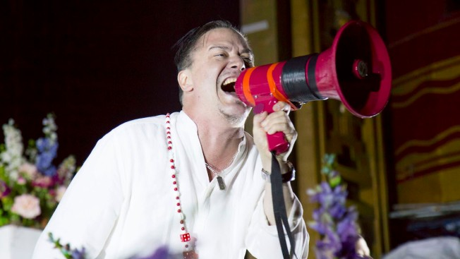 Faith No More Returns With 1st Album in 18 Years, Tour