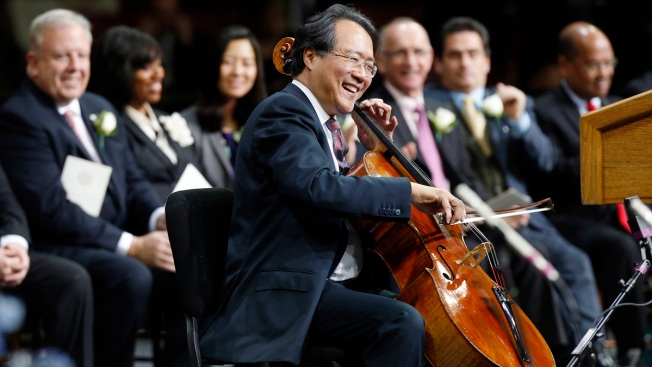 Yo-Yo Ma to Receive 1st Fred Rogers Award