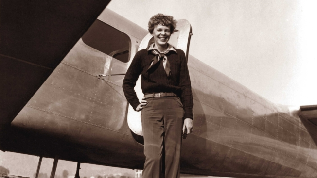 Amelia Earhart May Have Died a Castaway on Uninhabited Island