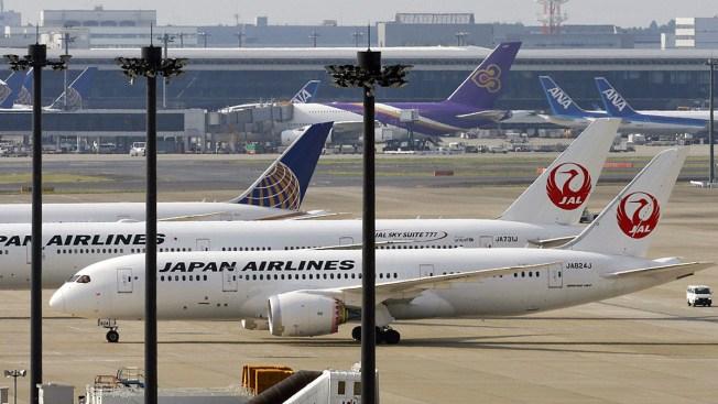 Dreamliner Diverted Back to San Diego After De-Icing Malfunction