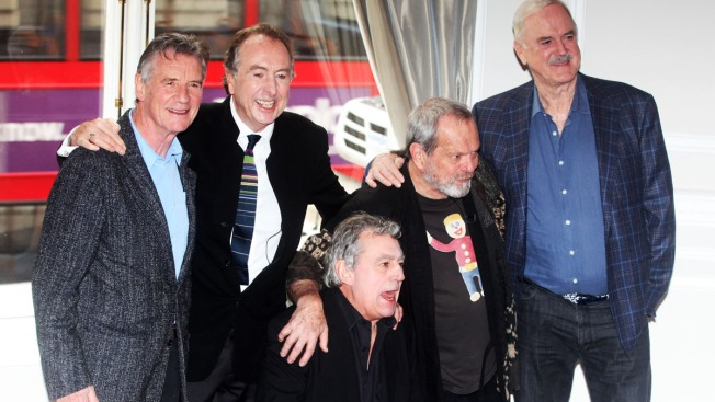 Monty Python Announces Reunion Show in July