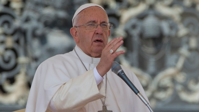 Pope Francis to Celebrate Outdoor Mass at Catholic U.