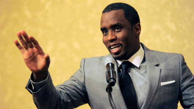 "Sean ""Diddy"" Combs Receives Honorary Degree from Howard University"