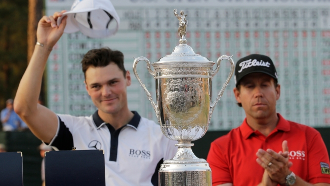 Kaymer Wins the US Open