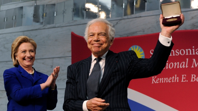 Smithsonian Marks Ralph Lauren's 50 Years of Iconic American Style