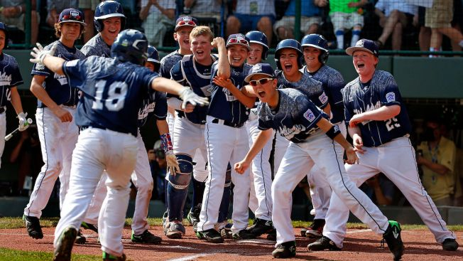 Pennsylvania Little League Team Gets Hero's Welcome in Return