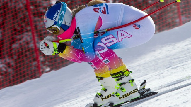 "Vonn ""Ready for Sochi""; Finishes 5th Behind Gut"