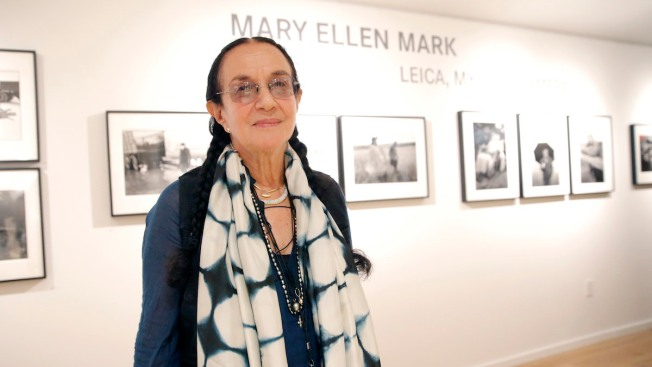 Photographer Mary Ellen Mark Dies at Age 75