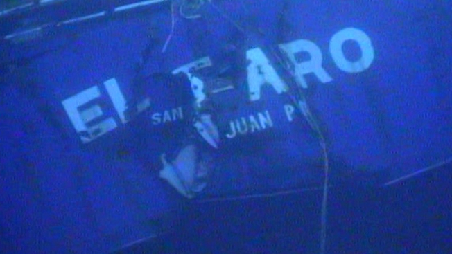 El Faro 'Black Box' Recovered From 15K Depp: NTSB