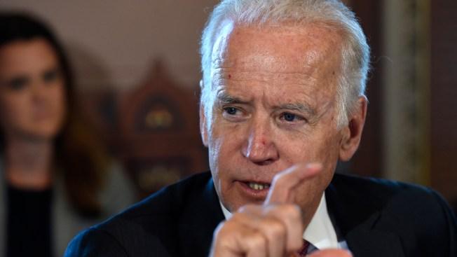 Biden Decries Lack of Progress on 'Rational Gun Safety' Laws