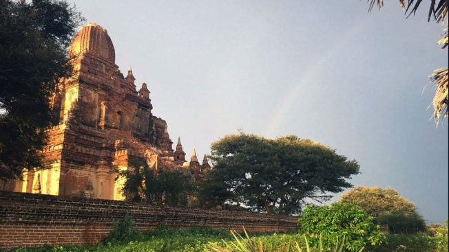 Powerful Earthquake Shakes Central Myanmar