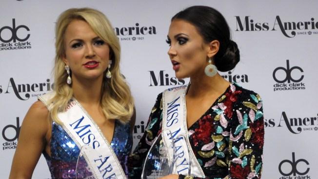 Miss America Contestants Got Talent