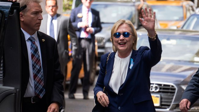 Hillary Clinton's Doctor Says She's 'Fit to Serve as President'