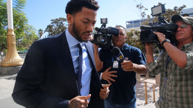 Rose says he assumed ex-girlfriend consented