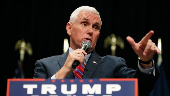 VP-Elect Mike Pence to Take Over Trump Transition