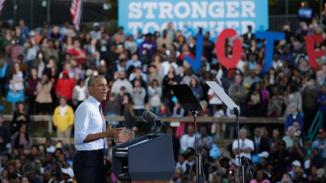 Obama: Trump's comments on women disqualifying