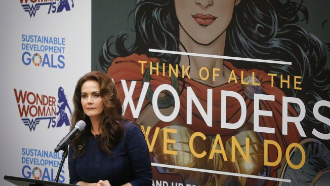 UN Ends Wonder Woman Campaign for Gender Equality