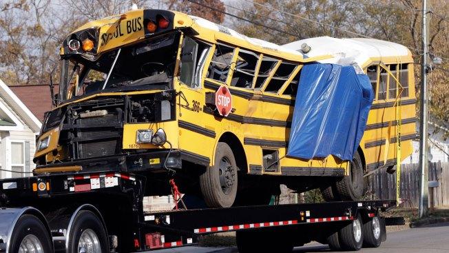 Tenn. Crash Revives Debate Over School Bus Seat Belts