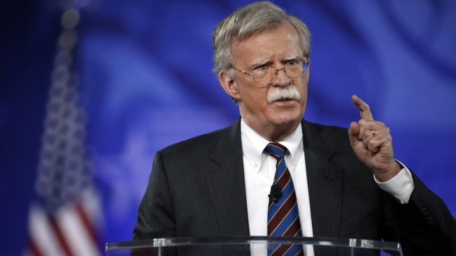 John Bolton Chaired Anti-Muslim Think Tank Until Last Month