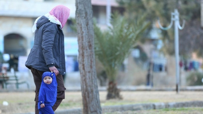 Raqqa Residents Trapped by ISIS Ahead of US-Backed Assault