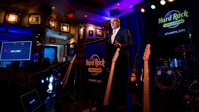 Hard Rock International To Renovate Trump Taj Mahal in AC