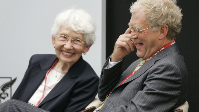 David Letterman's Mom, Dorothy Mengering, Who Became Unlikely Star, Dies at 95