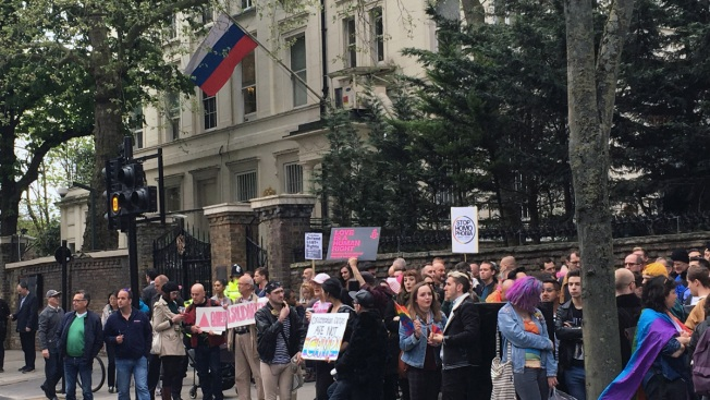 Russia Asked to End Alleged Killings of Gays in Chechnya
