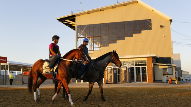 Aging Pimlico Strains to Keep Its Grip on Preakness