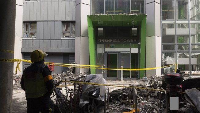 Five missing after Grenfell Tower fire found 'safe and well'