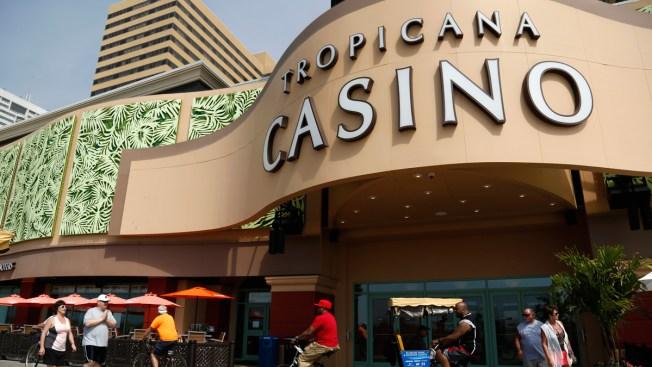 Makeshift Meth Lab Caused Atlantic City Casino Fire: Police
