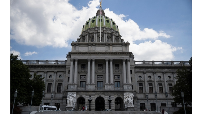June Is Final Frontier for Pennsylvania Redistricting Bill