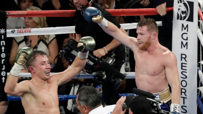Golovkin and Alvarez Fight to a Controversial Draw; Rematch to Come