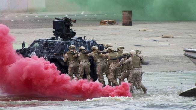 US Military Halts Exercises Over Qatar Crisis: Officials
