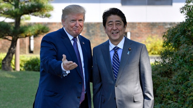 Trump, Abe to Meet Despite Strain Over North Korea, Tariffs