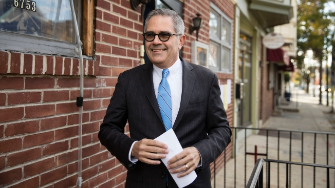 Civil Rights Lawyer Larry Krasner Elected Philly's Top Prosecutor