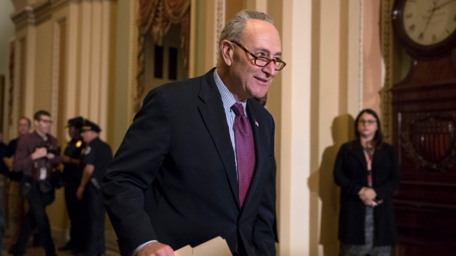 Schumer seeks scrutiny of home DNA test privacy policies