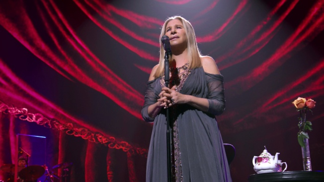 Barbra Streisand on Not Touring Again, Netflix Film and Assault