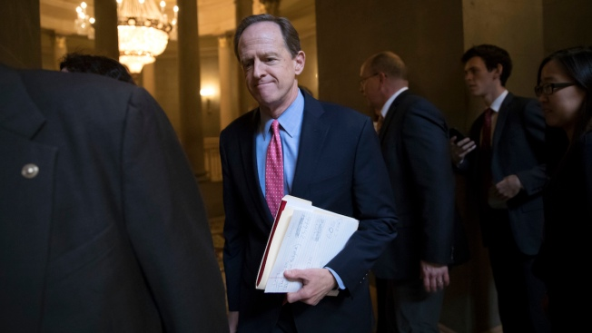 Google Tells Pennsylvania U.S. Senator Pat Toomey Hackers Tried to Infiltrate Staff Email